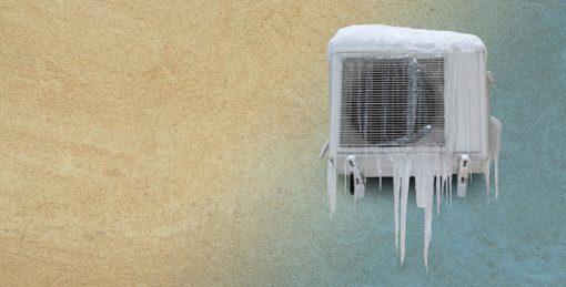 Можно ли использовать кондиционер зимой
