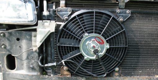 не отключается вентилятор кондиционера