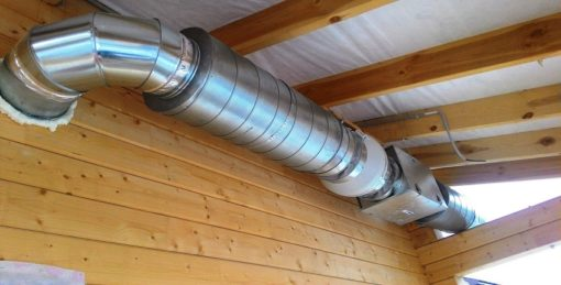 вентиляция для дома нормы