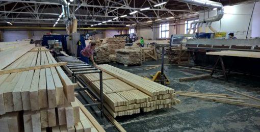 вентиляция деревообрабатывающего цеха