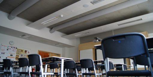 Вентиляция в школе